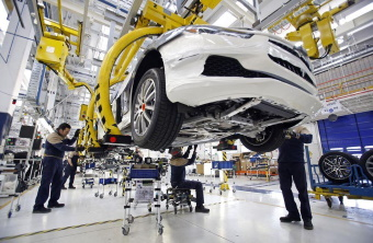 Turkey's automotive production lower by 53.7% in May 2020 due to coronavirus pandemic